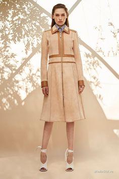 Женская мода: Derek Lam, весна-лето 2017