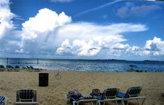 Cable Beach, Bahamas a short cab ride at the Nassau port
