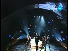 If you are Icelandic, or a Eurovision fan, you will know this. Iceland's Paul Oscar shocked Europe - brave indeed. Some hate it - a lot lot lot of people loved it!  Minn hinsti dans - Iceland 1997 - Eurovision songs with live orchestra