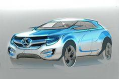 Mercedes MLC 2014