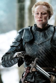 Rytsar Brienne Martell of Casterly Rock (Arya's Personal Guard) [Edmund's Niece] - Beauxbatons