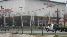 A huge Burlington Factory store in San Antonio. Proof that do it bigger in Texas ?