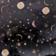 Constellations Art Print