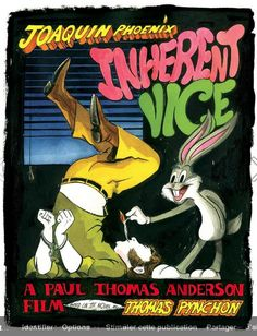 """Inherent Vice"" - Directed by P.T. ANDERSON, based off of the book by Thomas Pynchon."