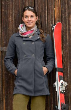 Switchback Jacket | Athleta Winter 2012 Collection