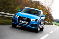 A successful car is now even better – the new Audi Q3 Review - Carrrs Auto Portal