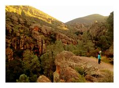 Pinnacles National Park in Paicines, CA