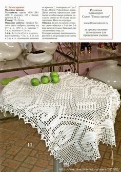 Crochet: KNITTED CLOTH