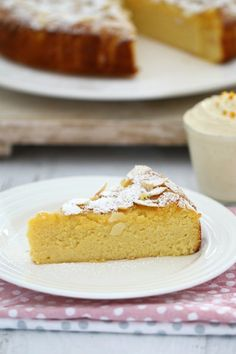 Gluten-Free Flourless Orange and Almond Cake