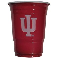"""Checkout our #LicensedGear products FREE SHIPPING + 10% OFF Coupon Code """"Official"""" Indiana Hoosiers Plastic Game Day Cups - Officially licensed College product 18 ounce disposable cups Sold in 18 count sleeves A must have for any game day event Indiana Hoosiers colored cups with logo - Price: $25.00. Buy now at https://officiallylicensedgear.com/indiana-hoosiers-plastic-game-day-cups-cgdc39"""