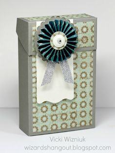 Boxed set of 6 cards using CTMH Avonlea paper packet and CTMH Year-Round Cheer stamp set. by Vicki Wizniuk, CTMH Independent Consultant Cricut Tags, Provo Craft, Creative Box, Birthday Calendar, Envelope Punch Board, Cricut Cartridges, Paper Trail, Close To My Heart, Mini Books