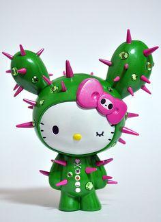Tokidoki x Hello Kitty Sandy