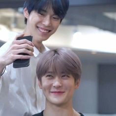 You and your bandmates are finally able to debut in a NCT sub unit. Nct 127, Nct Doyoung, Johnny Seo, Jeno Nct, Valentines For Boys, Jung Jaehyun, Jaehyun Nct, Na Jaemin, First Girl