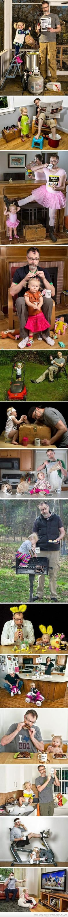 He Could Be The Best Dad, In The World!
