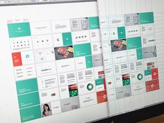 Behance :: Branding Artboards by Bill Kenney