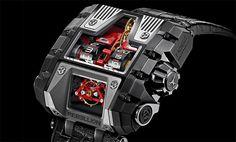 Los 10 relojes de pulsera más innovadores del 2013 exhibidos en la feria Baselworld de Suiza   Tendencias   LA TERCERA