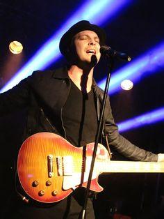 Gavin DeGraw: 2011 Fall Tour