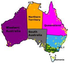 BIG Icons of Australia South Australia, Western Australia, Tasmania, New Zealand, Norway, Falling In Love, Icons, Big, Aussies