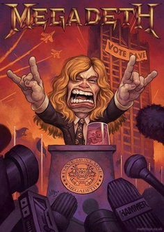 Megadeth metal church on pinterest megadeth dave for Who sells wallpaper