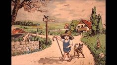 """""""Hänschen klein"""" is a traditional German folk song and children's song originating in the Biedermeier period of the 19th century. The title translates to Eng..."""