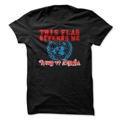UN Flag Offends https://www.sunfrog.com/search/?search=UN&cID=0&schTrmFilter=new?33590  #UN #Tshirts #Sunfrog #Teespring #hoodies #nameshirts #men #Keep_Calm #Wouldnt #Understand #popular #everything #gifts #humor #womens_fashion trends #art