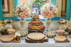 Projeto e Decoração : Leivas & Lourenço Wedding Foto: Danilo Siqueira