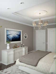 Transitional Bedroom Ideas - We have actually included numerous bedroom layouts currently as well as for sure, you still such as to see even more because we never obtain enough of bedroom interior decoration ideas that . Transitional Living Rooms, Transitional House, Transitional Lighting, Bedroom Light Fixtures, Bedroom Lighting, House Lighting, Farmhouse Kitchen Curtains, Home Decor Bedroom, Bedroom Ideas