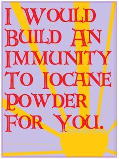 Iocane Powder Princess Bride Valentine's Day by BrandedEclipse, $3.50