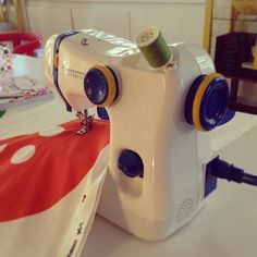 New IKEA sewing machine / see IKEA catalog