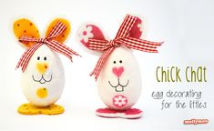 easter crafts decorating