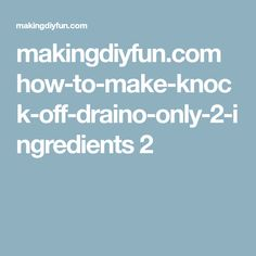 makingdiyfun.com how-to-make-knock-off-draino-only-2-ingredients 2