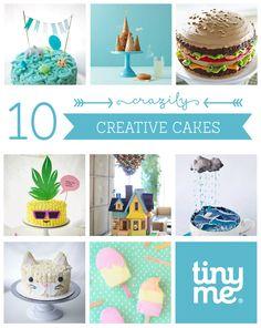 10 Crazily Creative Cakes ~ Tinyme