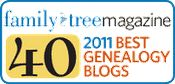 Jump Start Your Genealogy Blog. 52 ideas. 52 weeks. Part 1