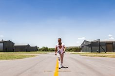 The runway at Wonderboom Airport Fitness Photos, Runway, Photoshoot, Fine Art, Model, Africa, Mathematical Model, Walkway