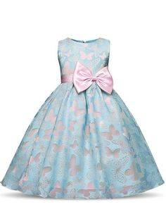 bb86c27d4 Best Gorgeous Butterfly Bowknot Dress50%OFF+FREE SHIPPING ChillandSlay