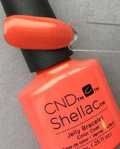 CND Shellac Jelly Bracelet - New Wave Collection