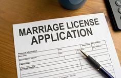 Wedding Planning: How to Get a Marriage License #theKnot