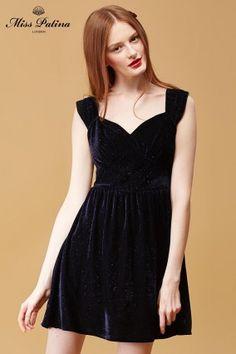 Capella Dress (blue) (4)