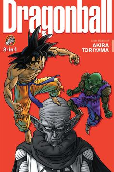 Dragon Ball (3-in-1 Edition), Vol. 6: Includes vols. 16, 17 & 18: Akira Toriyama: 9781421564715: Amazon.com: Books