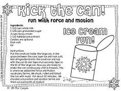 Kick the Can Ice Cream Fun!