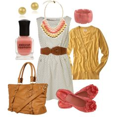 """""""spring date"""" by htotheb on Polyvore"""