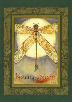 Reach For The Moon ..my Grandchildren