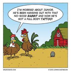 Funny Easter Memes, Easter Jokes, Hoppy Easter, Funny Memes, Easter Art, Easter Ideas, Easter Crafts, Easter Eggs, Funny Cartoons