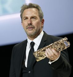 Kevin Costner at Cesar 2013