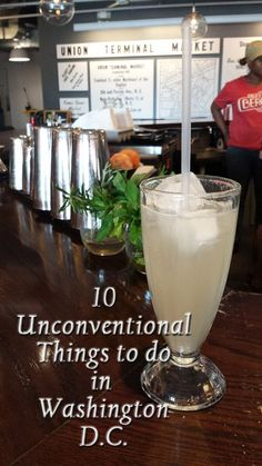 10 Unconventional Things to Do in Washington DC - Union Square Market Savored Journeys Oh The Places You'll Go, Places To Travel, Washington Dc Vacation, Washington Dc Tours, Georgetown Washington Dc, Living In Washington Dc, Washington Dc Restaurants, Empire State Building, Washing Dc