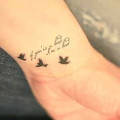 Quote from The Notebook-If your a bird, I am a bird!