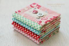 pretty needle books by nanaCompany