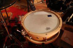 Afrobeat Legend Tony Allen's custom snare drum