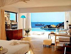 #Crete, #Greece, This hotel room in Crete please.