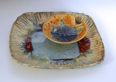 Ceramic Bowls, Ceramic Pottery, Temperature Of Fire, Santa Margarita, Pottery Classes, Ceramic Painting, Fused Glass, Glaze, Hand Carved